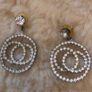 Jewelry - Earrings rhinestone
